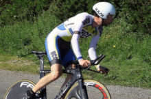 disqualified at National TT Champs