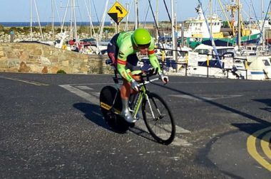Ryan Mullen storms to National TT Champs victory