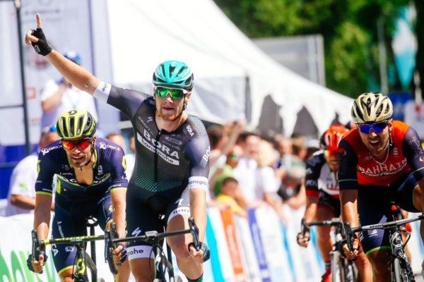 Sam Bennett storms to Tour Slovenie stage win