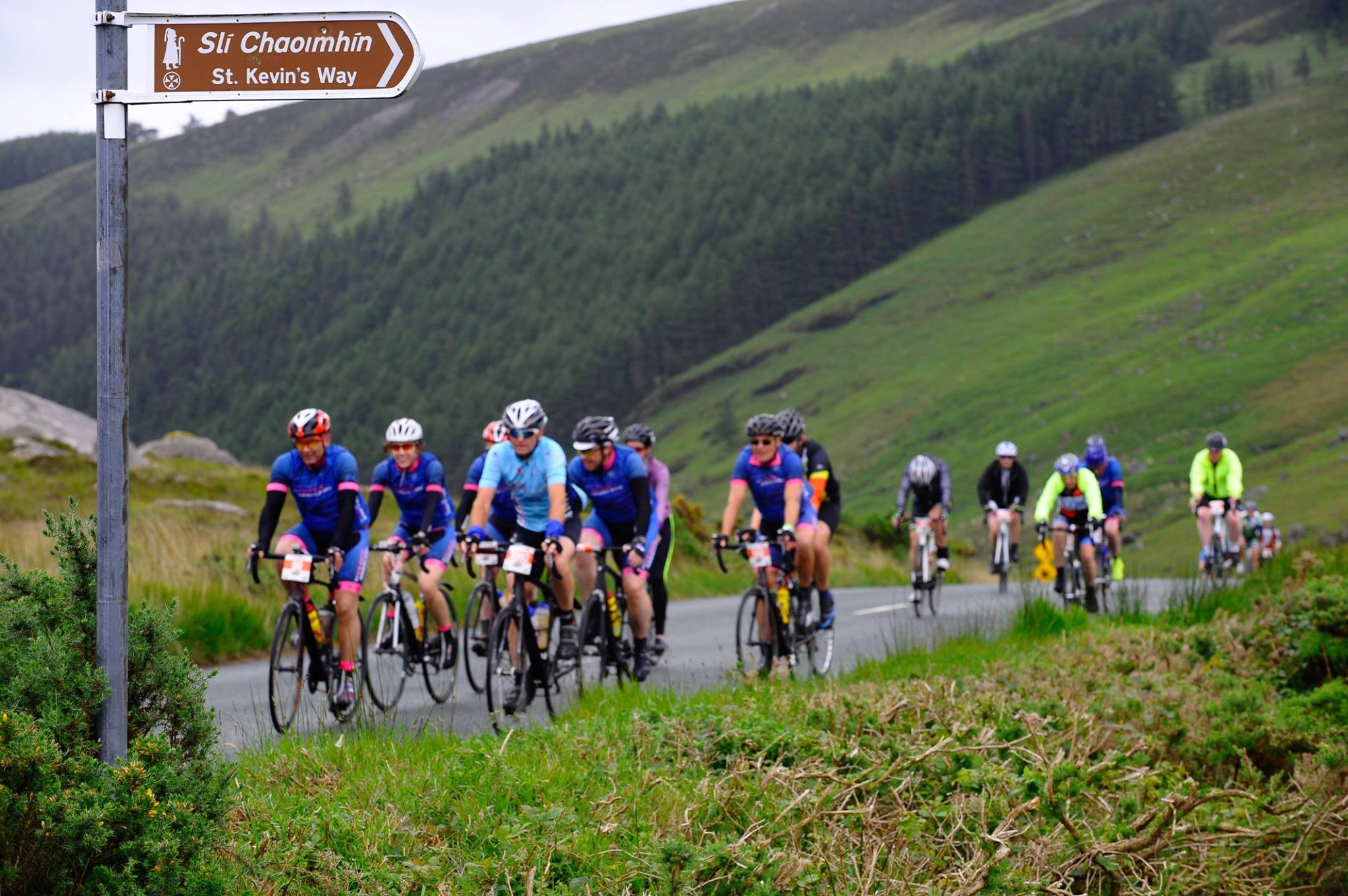 Image result for cycling in wicklow - dublin, ireland
