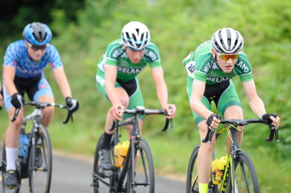 Ethan Downey leads Team Ireland at Junior Tour 2017