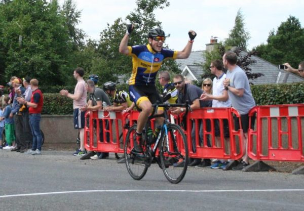 Eoin O'Connell Jamie Blanchfield Tipp Wheelers GP