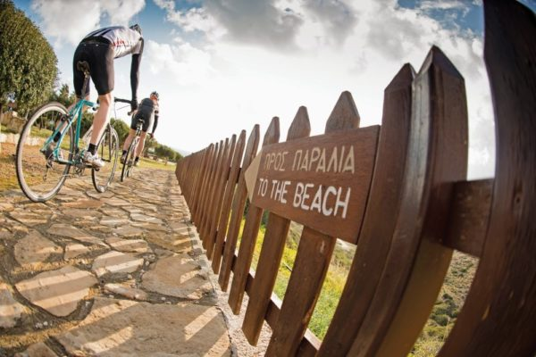 bring your bike on the family holiday