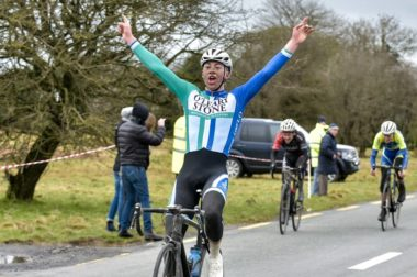 Irish cyclist Darragh O'Mahony signs with Italian team