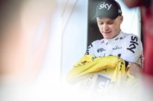 Chris Froome training rides six hour