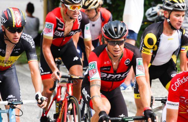 Nicolas Roche reveals manic 30km, spat with Warren Barguil