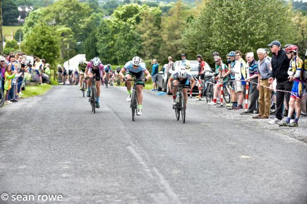 Mark O'Callaghan and Sinnead Oakes win big at Mullingar GP