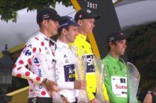 Tour de France 2017 final prize money list