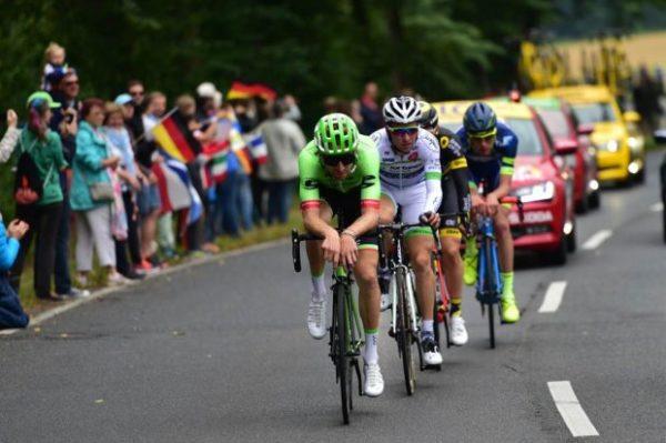 Taylor Phinney Tour de France pro cycling
