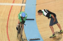 Xeno Young into gold medal ride-off at Euro Champs