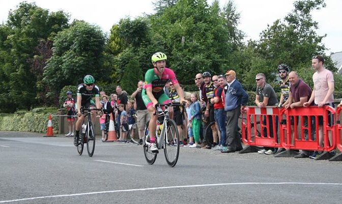 Eoin O'Connell pips Jamie Blanchfield at Tipp Wheelers GP