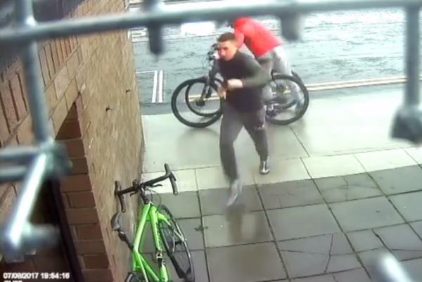 Cycle mechanic on how he floored bike thief