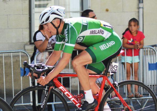 Darragh O'Mahony Tour de l'Avenir