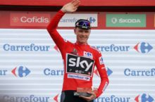 Chris Froome kidneys dope test