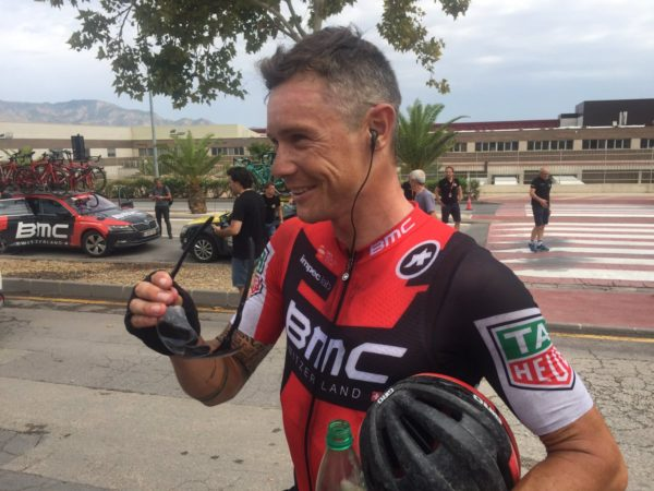 Conor Dunne finishes first Vuelta, Nicolas Roche completes 18th Grand Tour