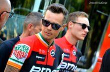 Nicolas Roche big gears