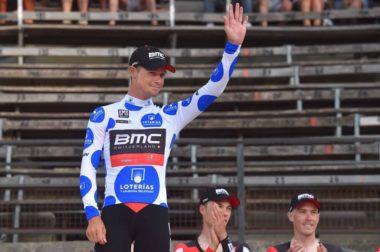 Nicolas Roche BMC Racing Vuelta