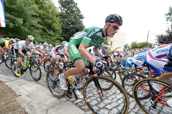 Irish team real hopes at Euro Road Champs - Sticky Bottle 92c55fd55