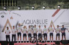 Tim Barry Aqua Blue Sport Vuelta