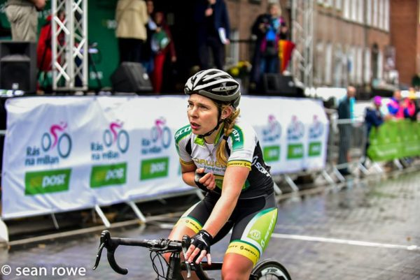 Monica Freiband, stage 6 Ras na mBan 2017