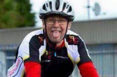Lindsey Huddleston death cyclist David Catherwood