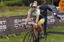 cyclist Lara Gillespie cyclocross