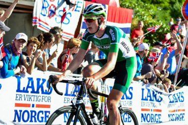 Sean McKenna's dream Worlds debut in Bergen