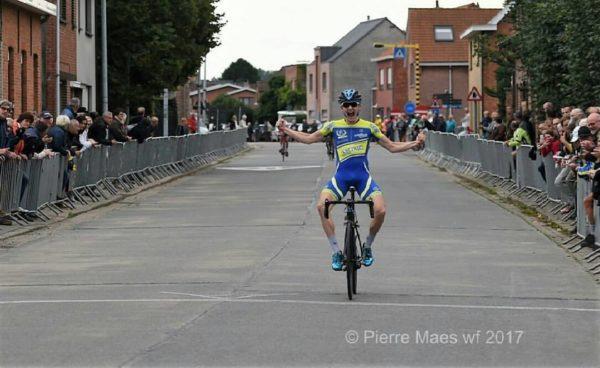 Dermot Trulock win Belgium