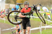 David Montgomery, Lara Gillespie win at Delamont Park
