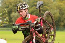 David Montgomery wins Palace Demesne cyclocross
