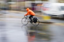 Gardai have power to stop cyclists riding in storms