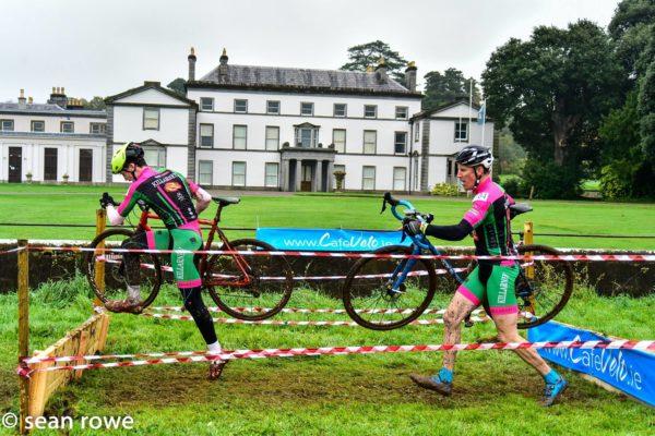 Kevin Keane Fota Crossbarrs cyclocross