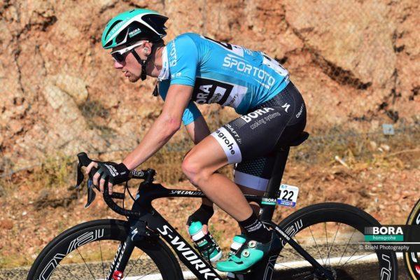 Video interview Sam Bennett stage 4 Tour of Turkey