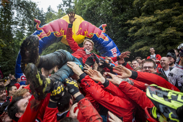 Kelan Grant Slieve Martin Red Bull Foxhunt