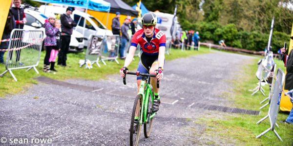 Kevin Keane takes cyclocross win in Clonmel