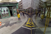 Video Luas Cross City new line in full; is it really unsafe for cyclists?