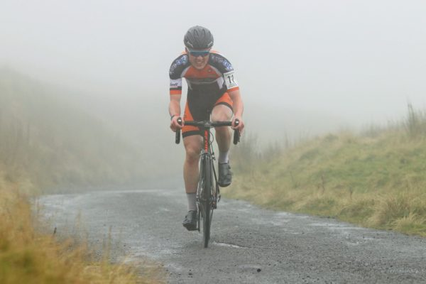 Darnell Moore National Hill Climb Champs