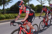 Nicolas Roche aiming for GC at Tour of Guangxi