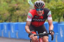 Nicolas Roche takes WorldTour podium in China