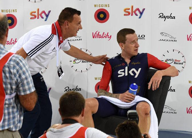 British Cycling sacks coach Heiko Salzwedel
