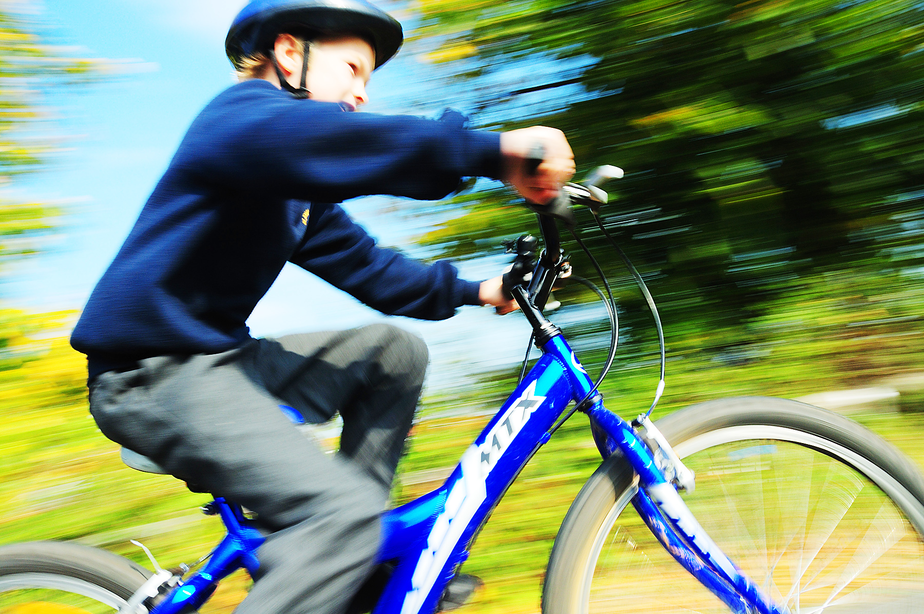 Irish Kids Banned From Cycling To Their School Due To