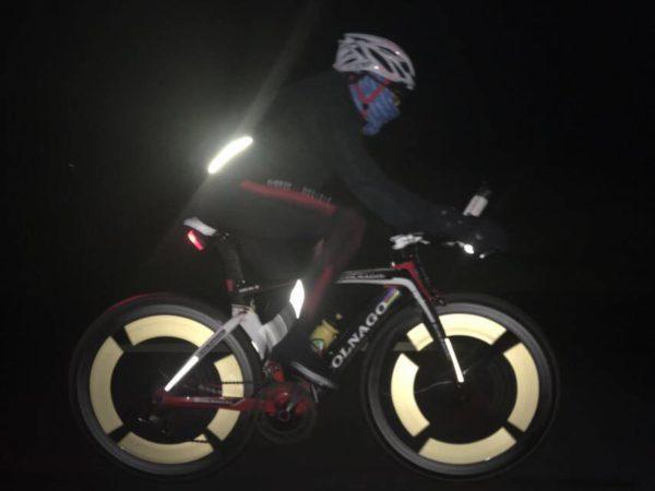 Irish endurance cyclist Joe Barr new Malin-Mizen-Malin record