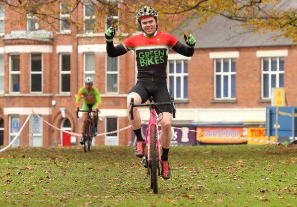 Niamh McKiverigan David Montgomery cyclocross