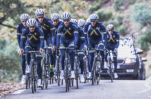 Nicki Sorensen Israel Cycling Academy
