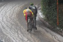 Irish cyclist David Conroy Belgium cyclocross