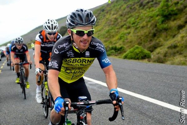cyclist Paidi O'Brien Bikeworx cycling team