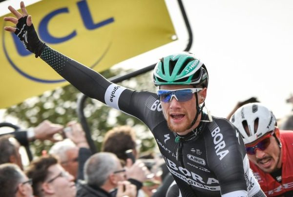 Irish cyclist Sam Bennett illness