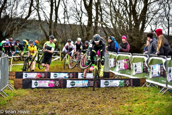 Video highlights elite men's Irish National Cyclocross Champs