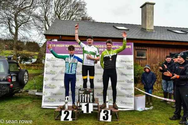 Results Irish National Cyclocross Championships 2018