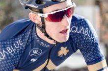 Irish cyclist Eddie Dunbar concussion